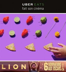 - UberEATS Vod LION