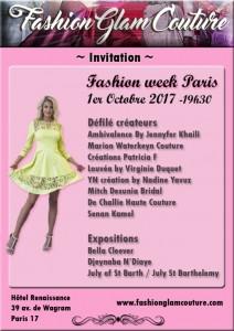 INVITATION FGC 1 OCTOBRE 2017